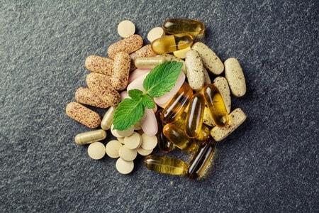 Pills, Vitamins