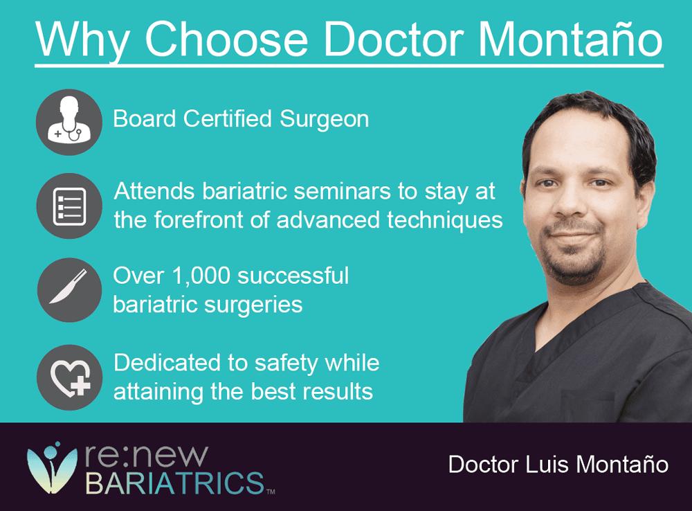 Doctor Montaño Points