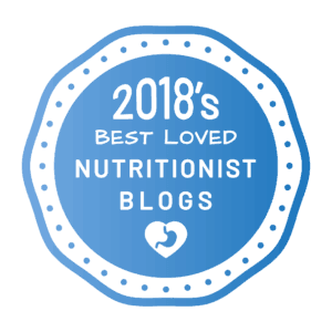 2018 Best Nutritional Blogs