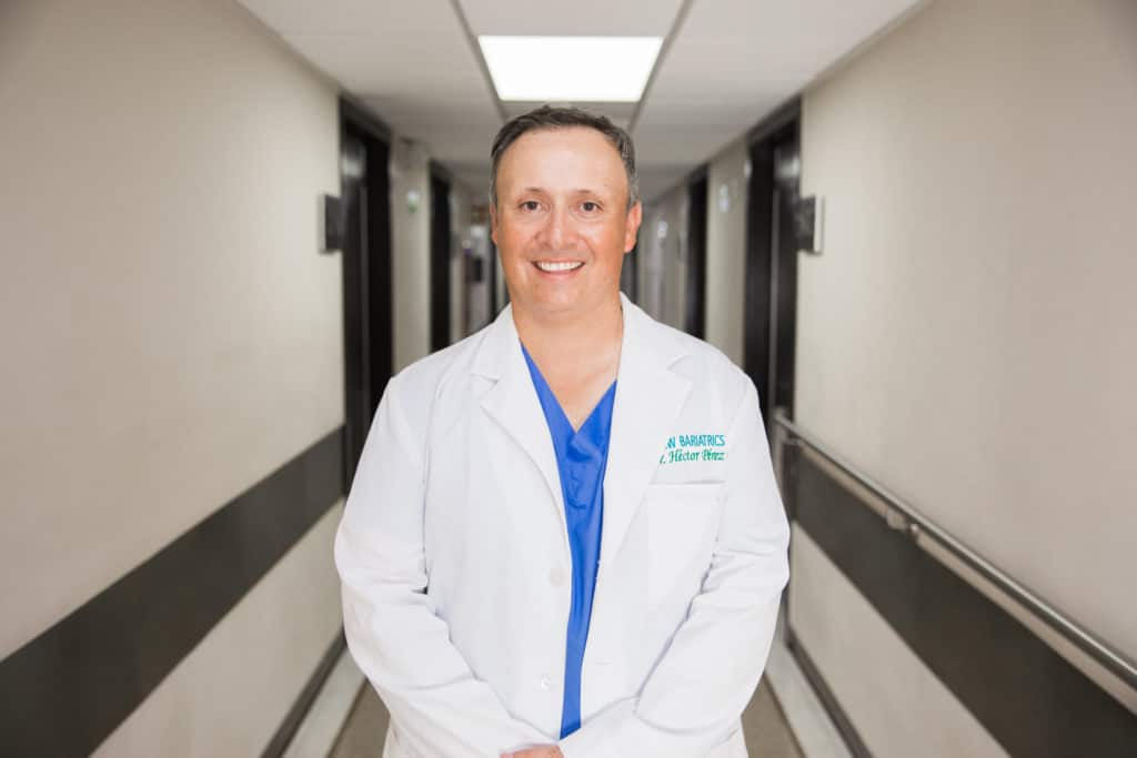Dr. Hector Perez Hallway
