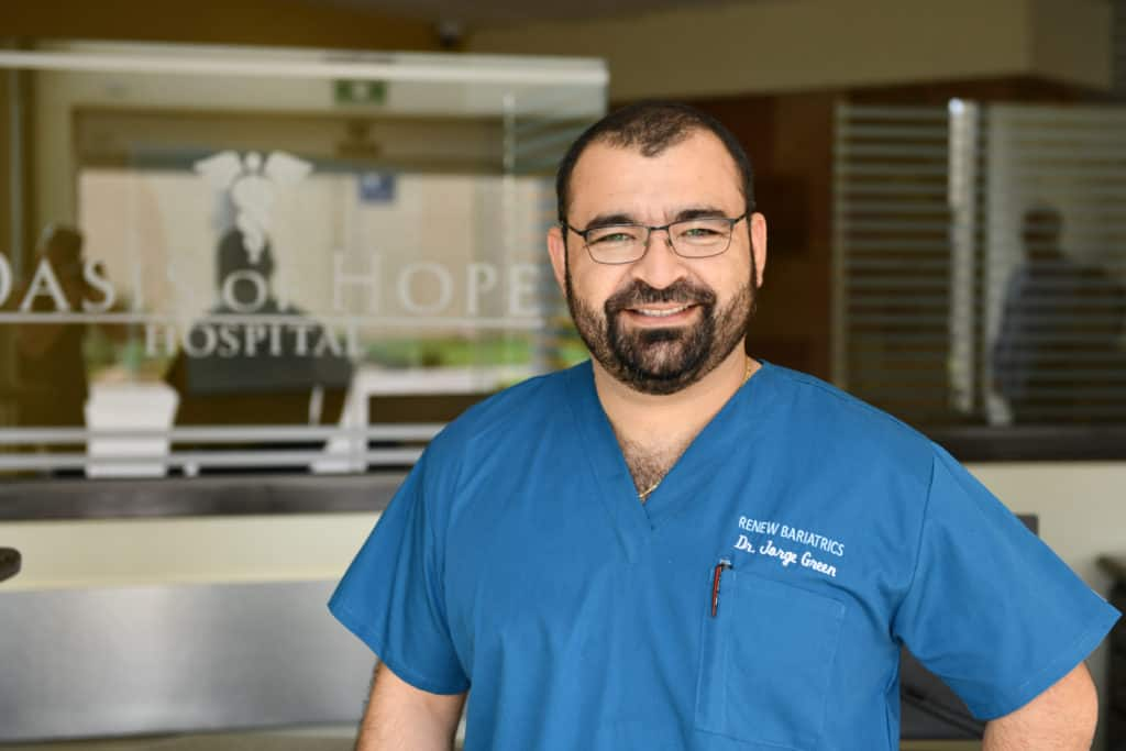 Dr. Jorge Green