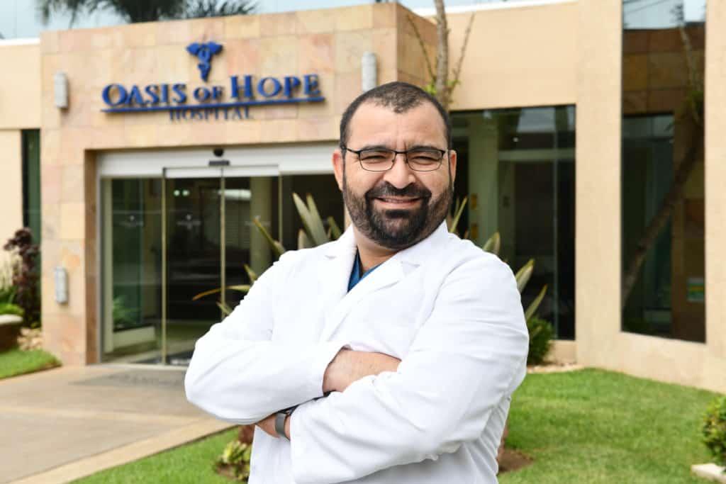 Dr. Jorge Green Profile Shot