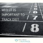 Why it is important to track diet