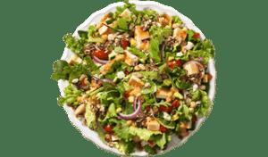 Half Power Med. Salad