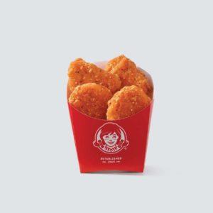 4 PC. Spicy Chicken Nuggets