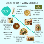 Bariatric Friendly Items From Panera Bread