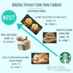 Bariatric Friendly Items From Starbucks
