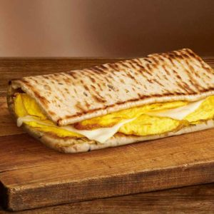 Egg and White Cheese