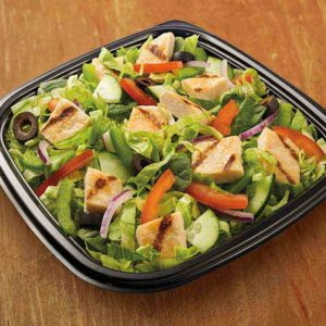 Oven Roasted Chicken Salad