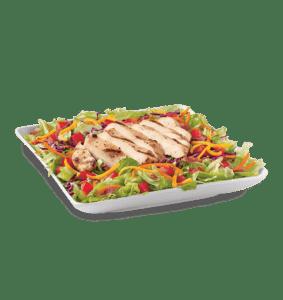 Salads Grilled Chicken