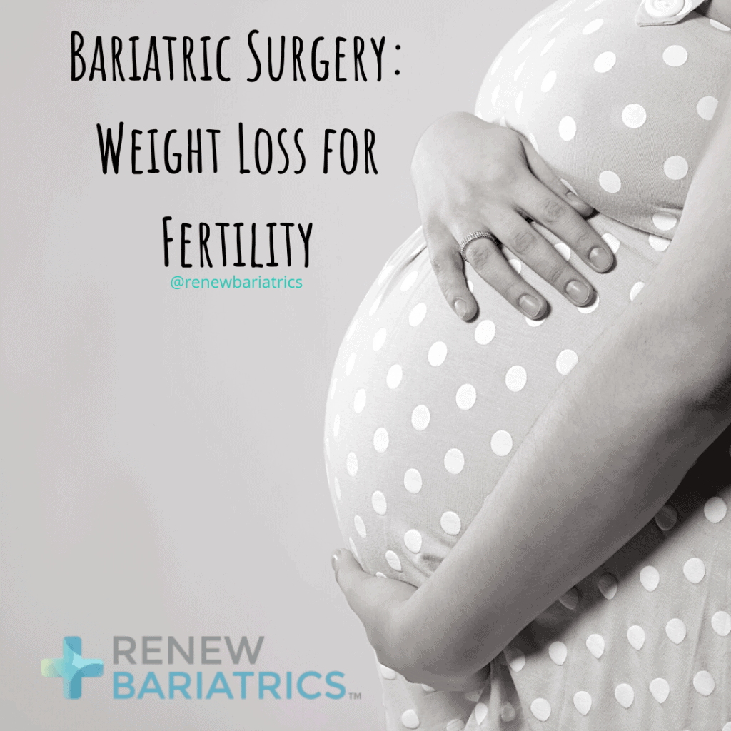 Bariatric Surgery Improves Fertility